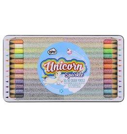 NPW Unicorn Sparkle Pencils