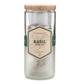 Self Watering Basil Planter