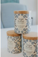 Modern Sprout Waxed Planter Forget Me Knot