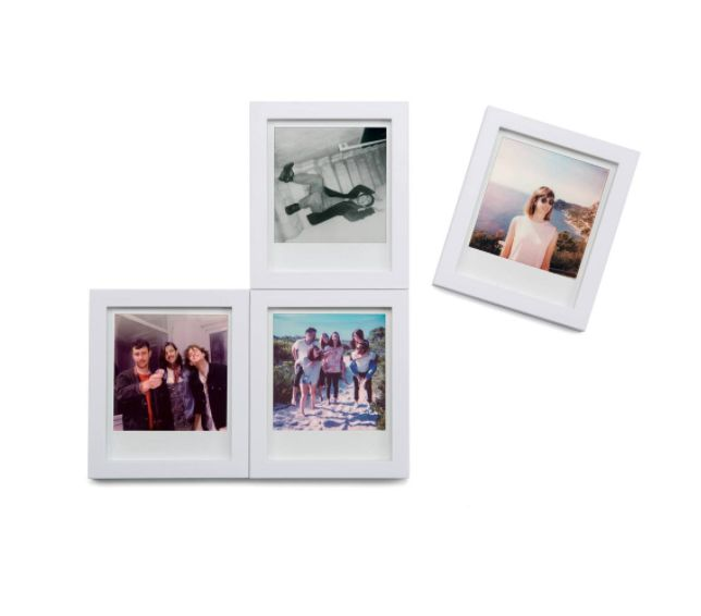 Shake It Like A Polaroid Picture With The Magnaframe 6 Frame Set