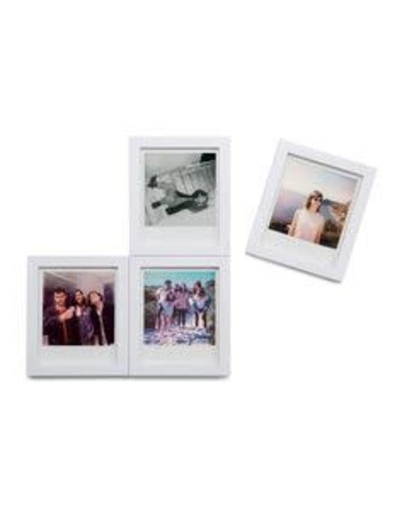 Display your Fuji Instax pics in a movable gallery. Magnaframe set ...