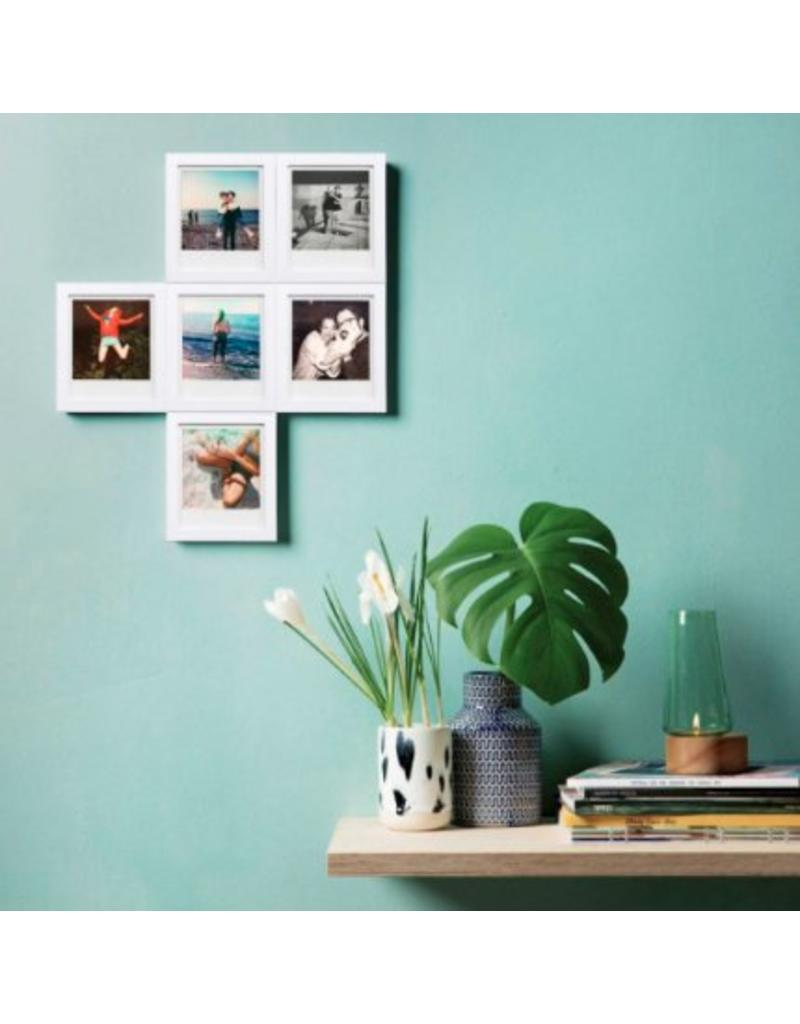 Shake it like a polaroid picture with the magnaframe 6 frame set ...