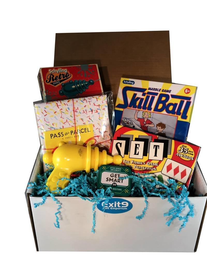 Camp Care Package - Fun & Games
