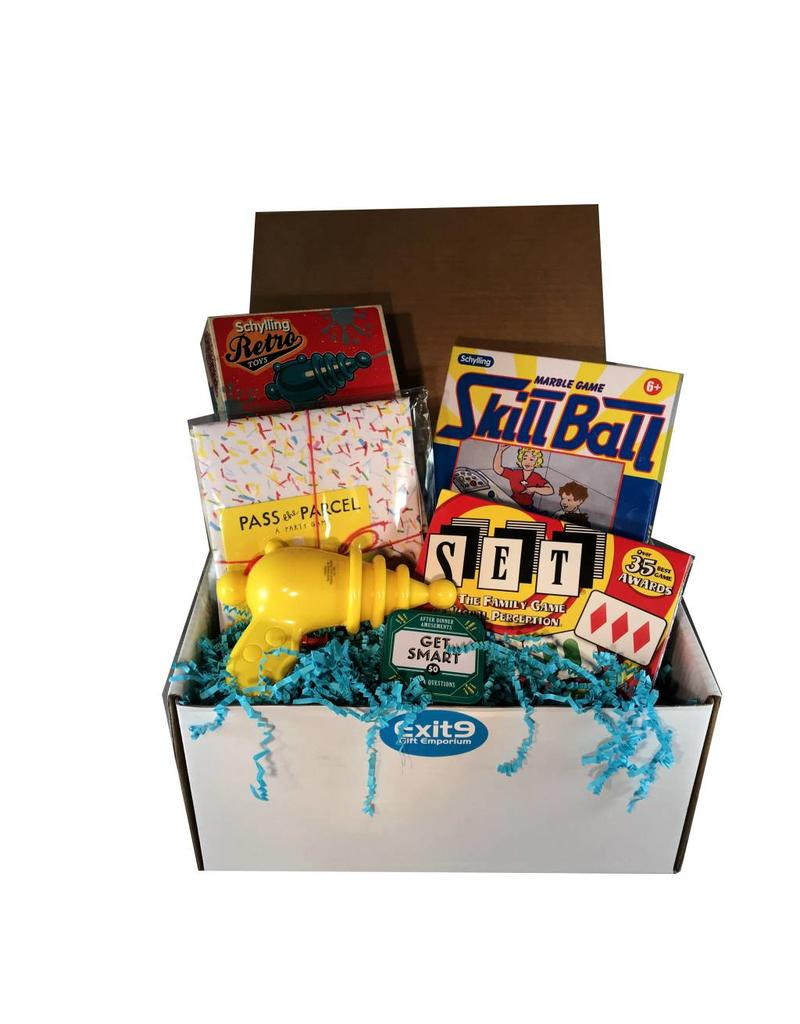 camp care package - fun & games - get the whole cabin in on the fun
