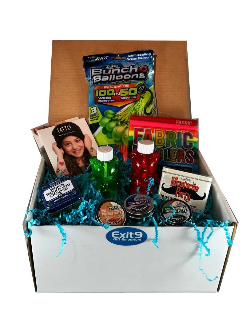 Camp Care Package - Shareables