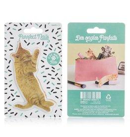 Purrfect Nails Cat Nail File