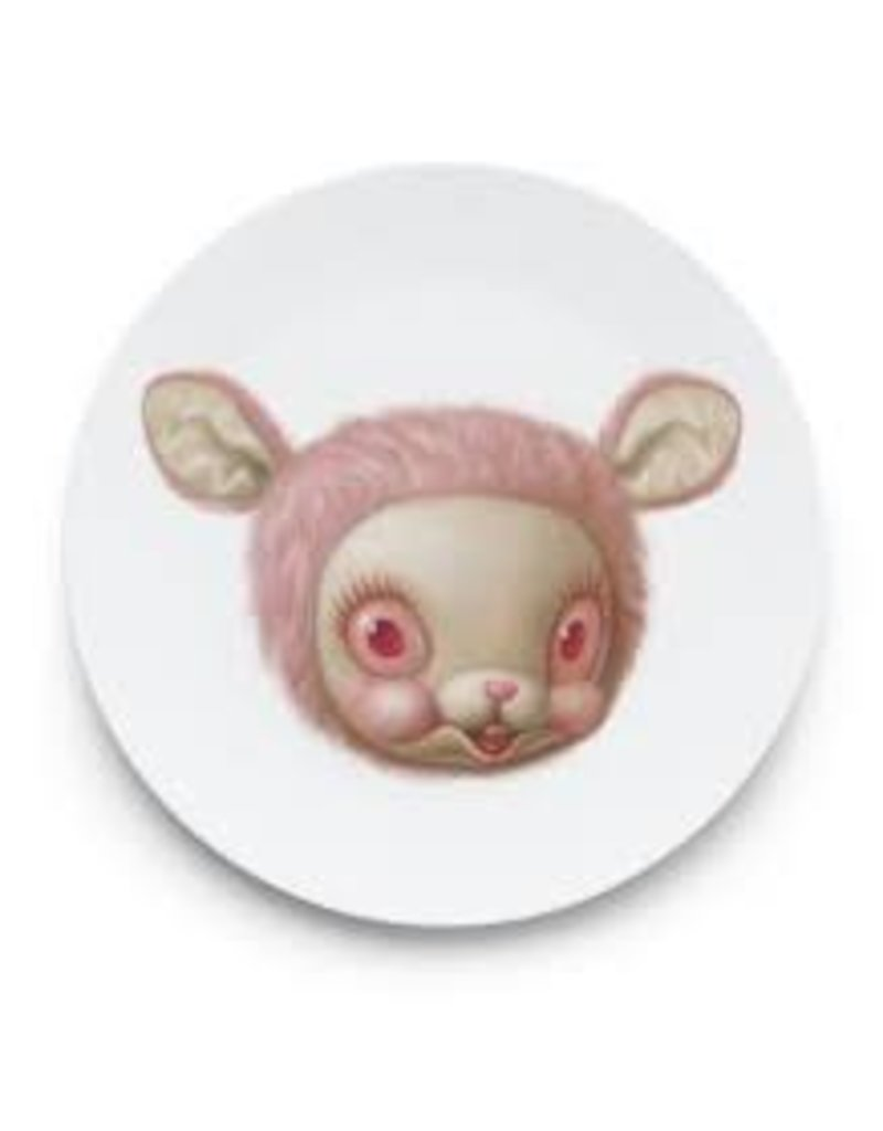 Friendly Animal Plates