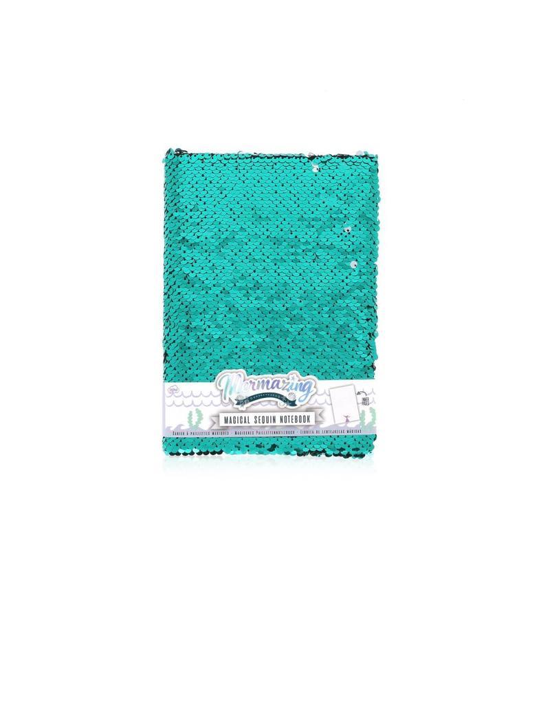 Scaly Mermaid Notebook - Exit9 Gift Emporium