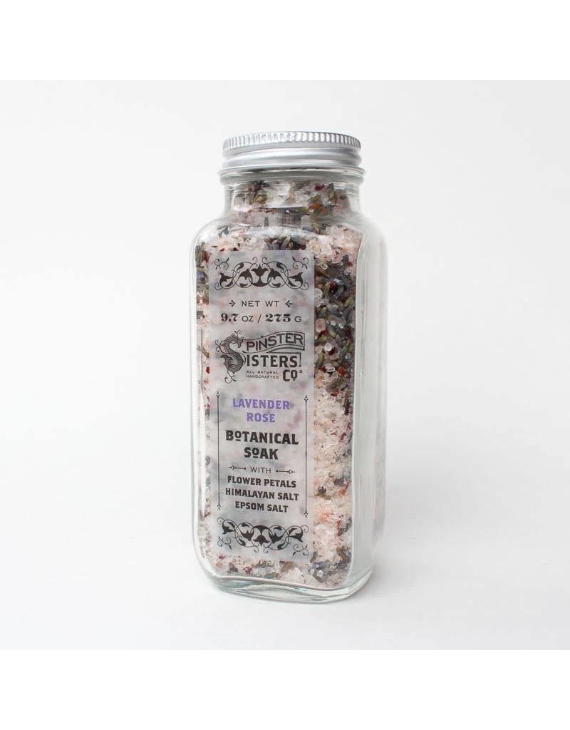 Botanical Soak Lavender