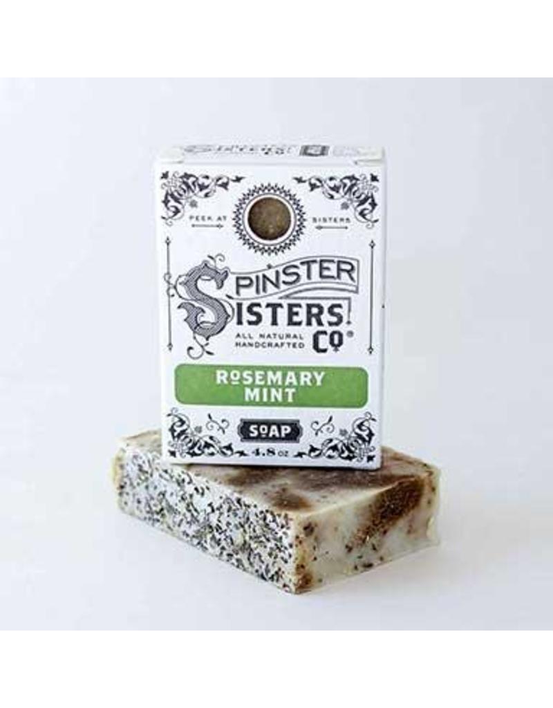Spinster Sisters Vegan Soap