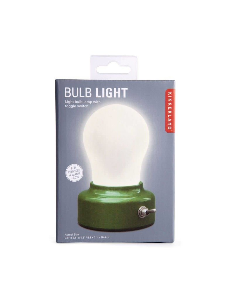 Lightbulb Night Light