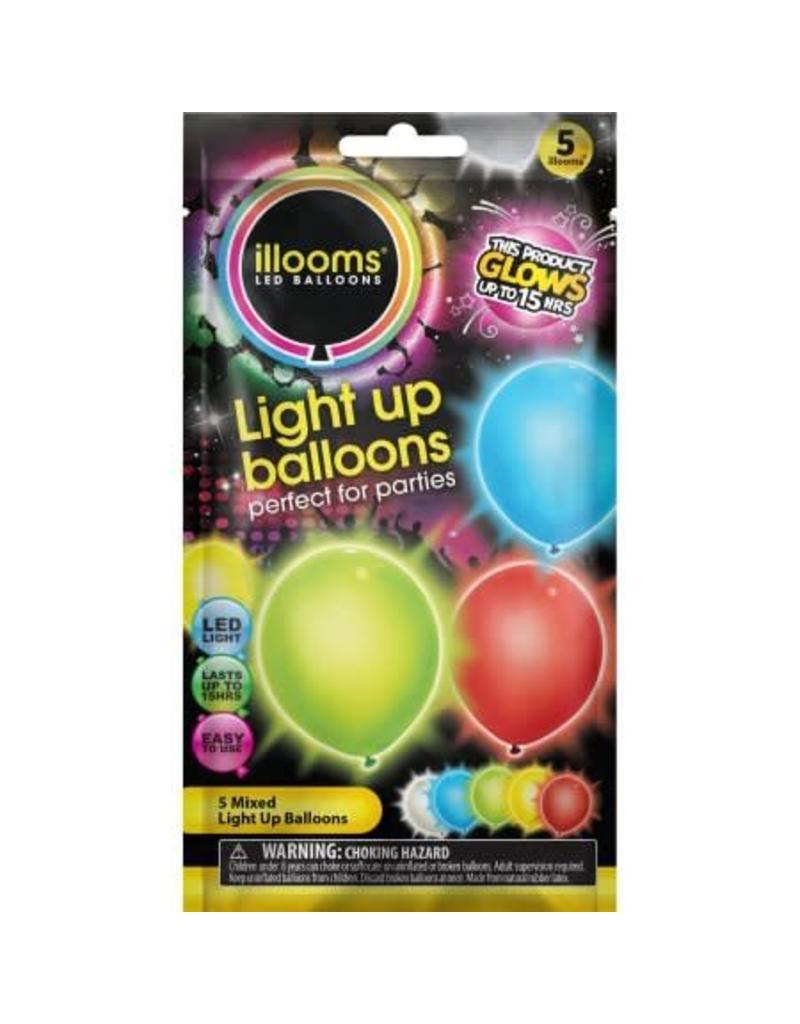 Schylling Illuminated Balloons