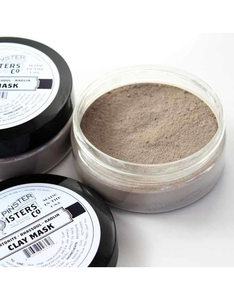 Exfoliating and Cleansing Clay Mask