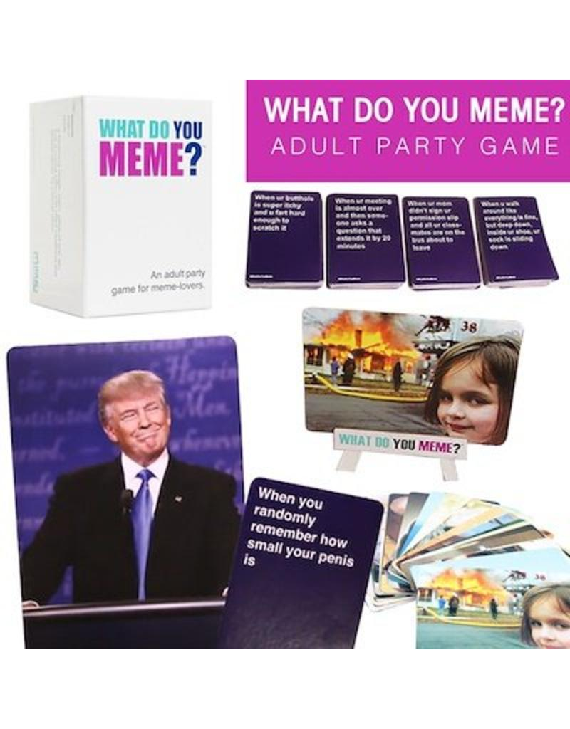 What Do You Meme ? Game