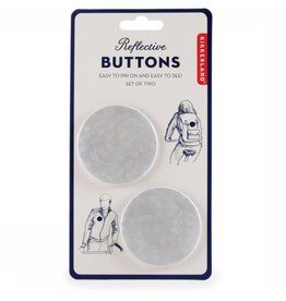 Reflective Safety Buttons