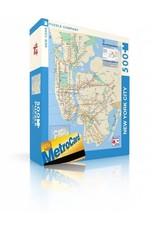 New York City Subway Map Puzzle