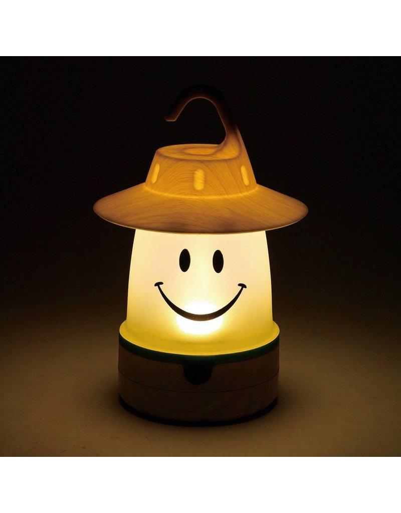 Smile Lantern in Yellow