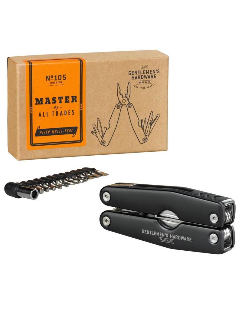 Plier & Screwdriver Multi Tool
