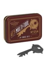 Key Shaped Multi Tool