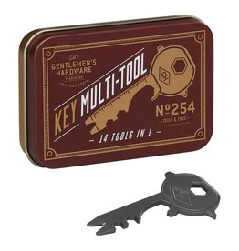 Key Shaped Multi Tool