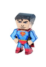 Metal Superman Figurine
