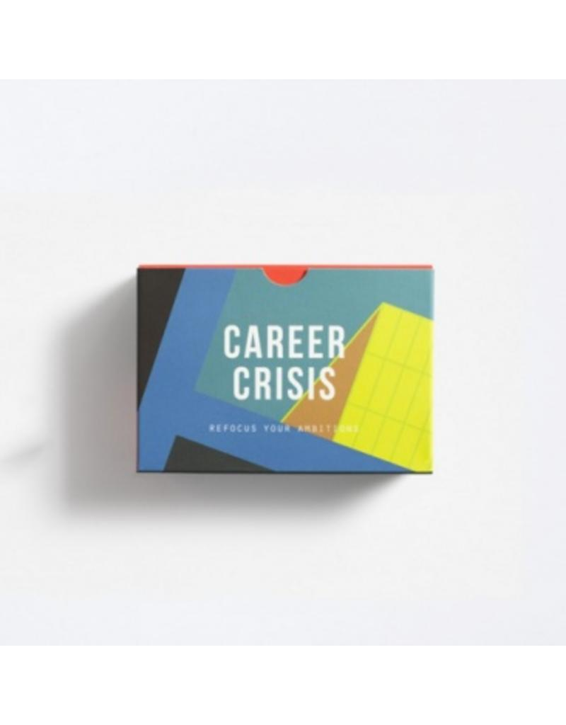 Neo Utility Career Crisis Pocket Prompt Cards