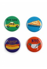 Seltzer NYC Icons Magnet Set