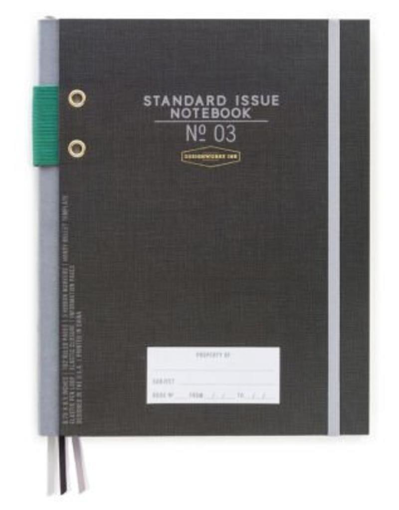 Standard Issue Journal - Black