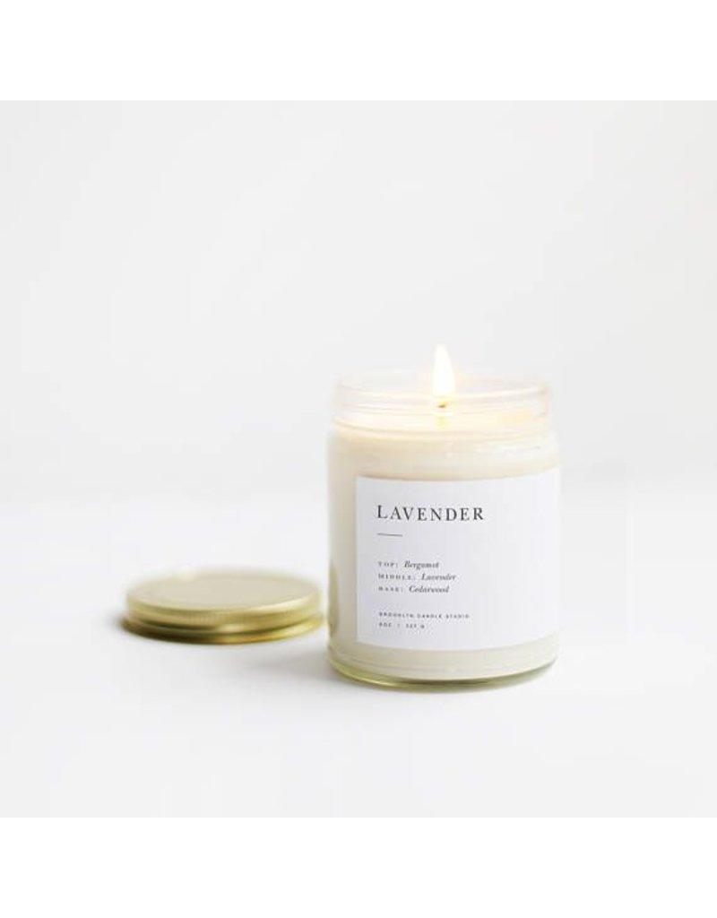 Lavender Minimalist Candle