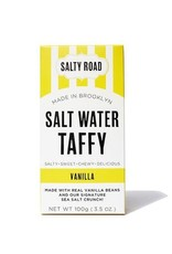 Salty Road Vanilla Taffy