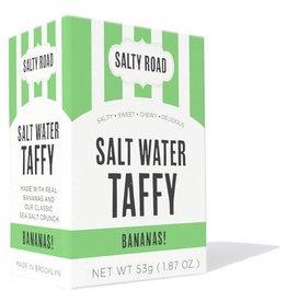 Salty Road Bananas! Taffy