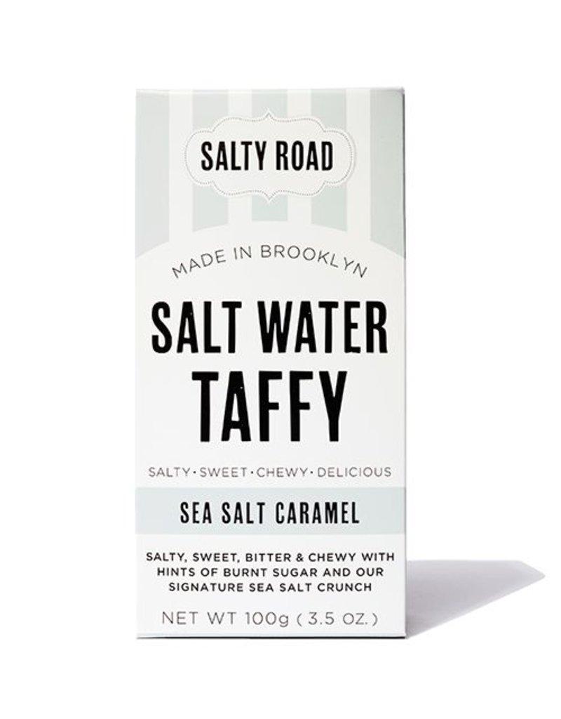 Salty Road Sea Salt Caramel Taffy