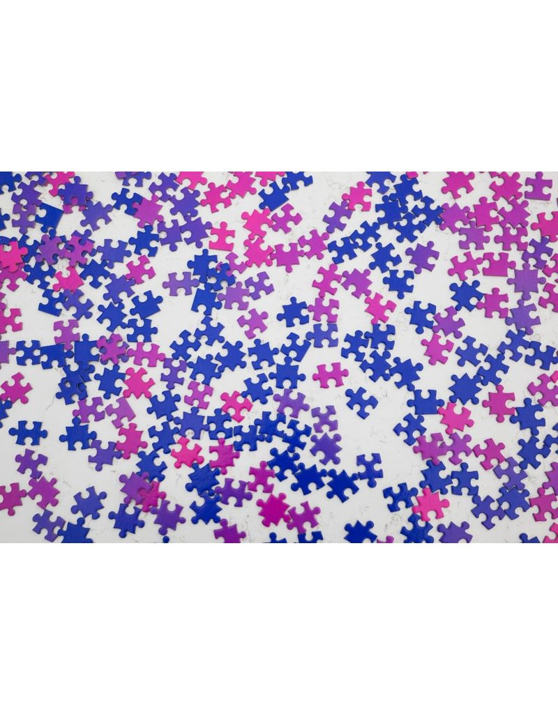 Areaware Blue/Pink Gradient Puzzle