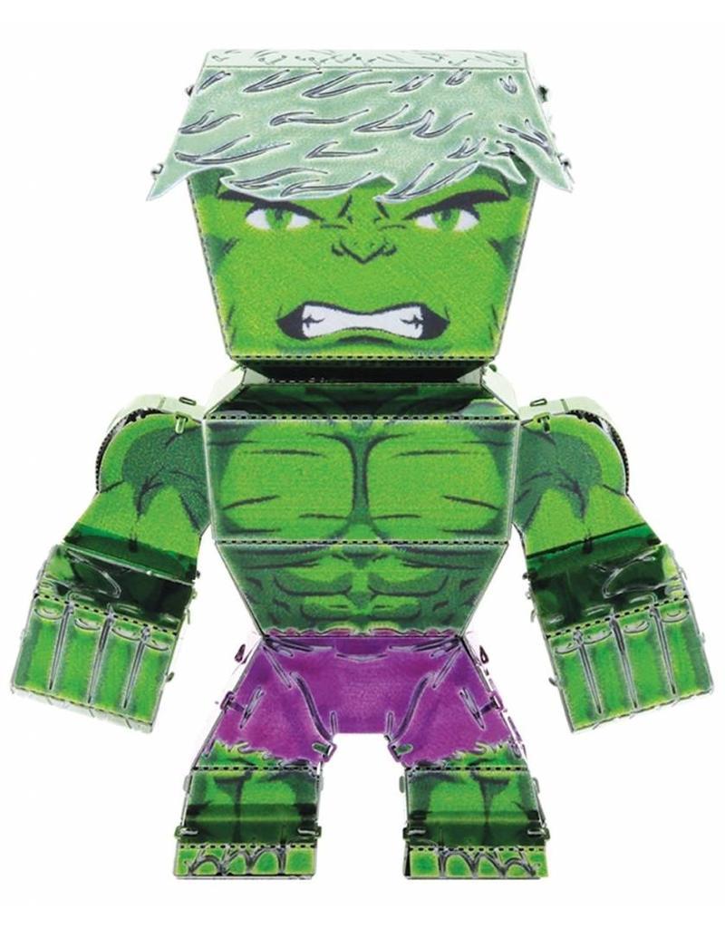 Metal Hulk Figurine