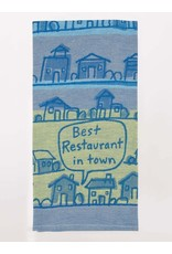 Blue Q Best Restaurant Dish Towel