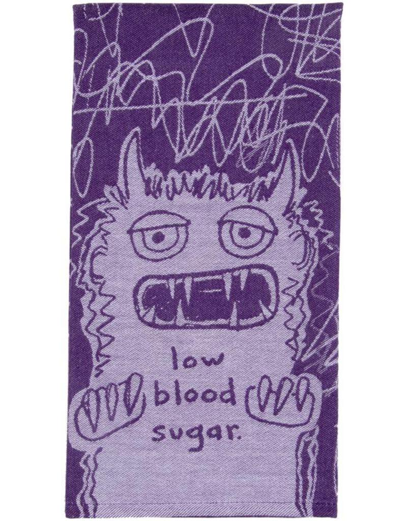 Blue Q Low Blood Sugar Dish Towel
