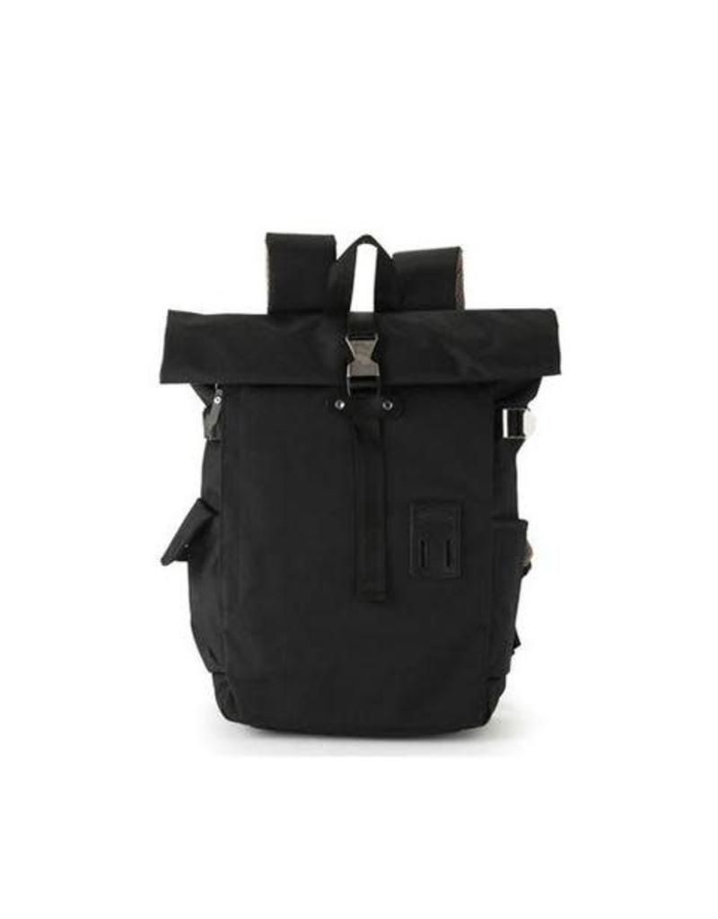 Molla Space Rolltop Backpack 2.0 - Black