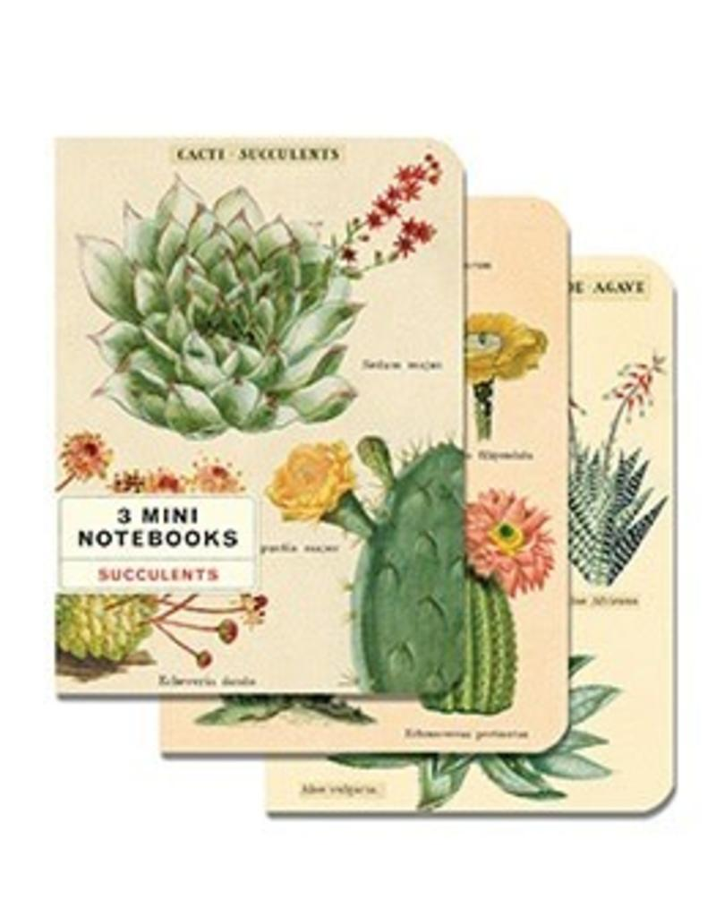 Mini Notebook 3 Pack