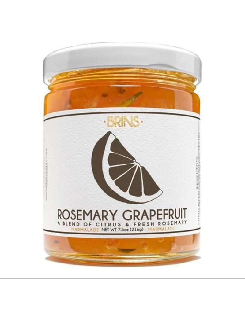 Brins  Rosemary Grapefruit Jam