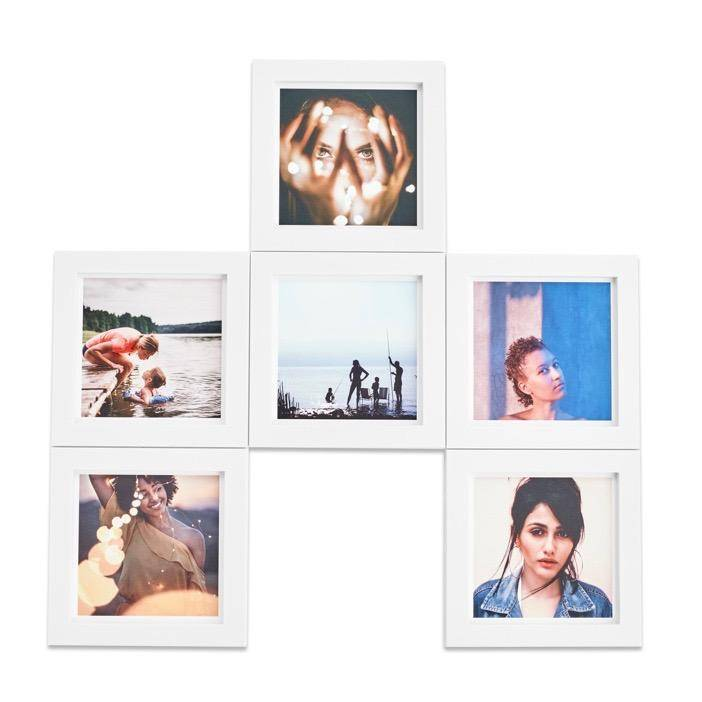 A Magnaframe Photo Framing System Lets You Change The Display Of