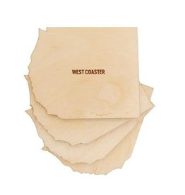 American Design Club West Coast Coasters
