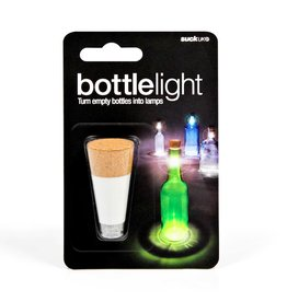 Suck UK Bottle Light White