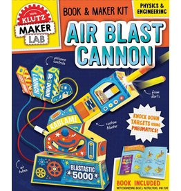 Air Lab Blast Cannon Kit