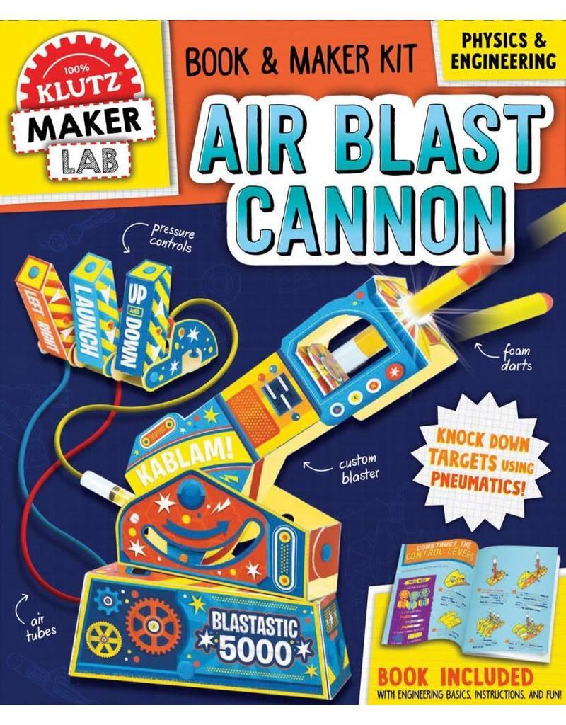 Air Lab Blast Cannon Kit