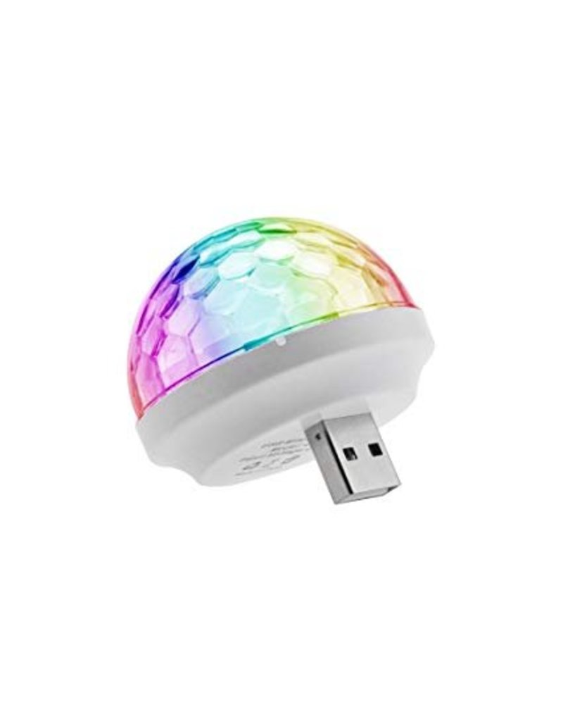 USB Mini Disco Light