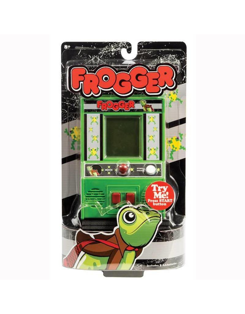Mini Frogger Arcade Game