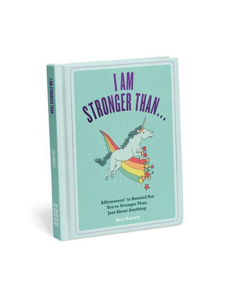 I Am Strong Affirmations