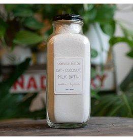 Lovewild Designs Oat & Coconut Milk Bath