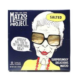 Matzo Matzo Crackers Boxed Salted