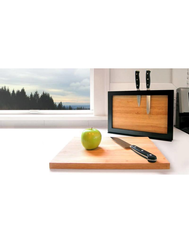 Chops Cutting Board and Knife Holder